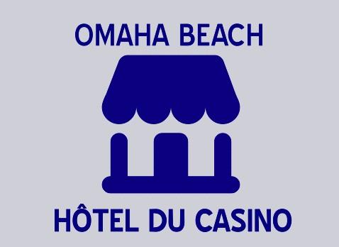 Omaha beach hotel du casino